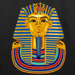 Large King Tut Mask - Eco-Friendly Cotton Tote