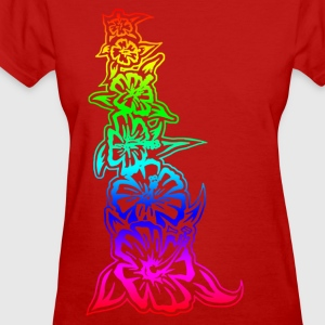 Rainbow Tower women - Women's T-Shirt