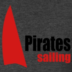 men´s sailing t-shirt