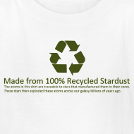 Design ~ Recycled Stardust