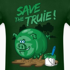 Save the truie T-shirts