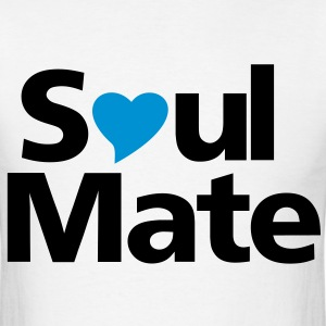 Soul Mate For Him - Men's T-Shirt