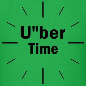 StichRulez Uber Time - Men's T-Shirt