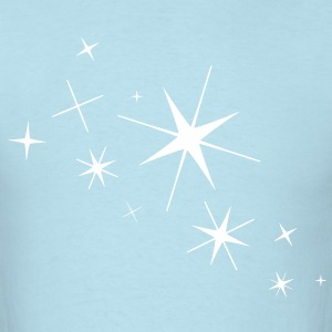 Stars - High Quality Vector T-Shirts - Men's T-Shirt