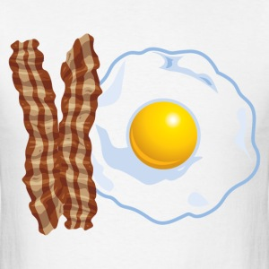 Breakfast - High Quality Design T-Shirts - Men's T-Shirt