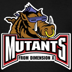 Mutants From Dimension X T-Shirts - Men's T-Shirt