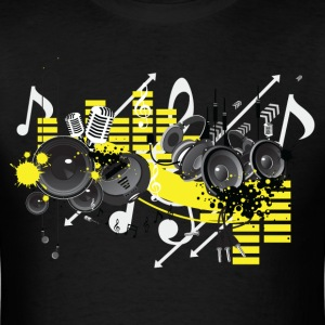 Music - High Quality Design T-Shirts - Men's T-Shirt