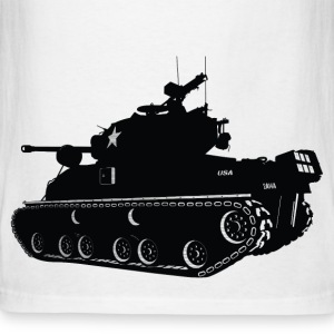 Tank - High Quality Design T-Shirts - Men's T-Shirt