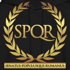 SPQR Hoodies