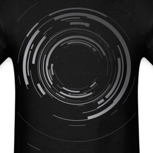Abstract lens - Men's T-Shirt