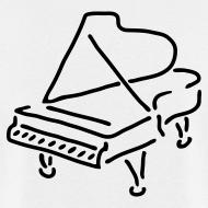 Design ~ Piano T-Shirt