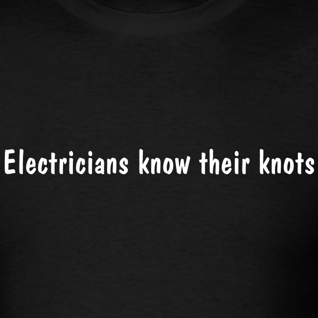 Electrician Knots