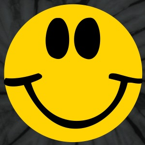 Smiley Face T-Shirts - Unisex Tie Dye T-Shirt