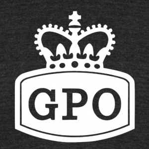 GPO - Unisex Tri-Blend T-Shirt by American Apparel