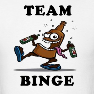 Team Binger - Men's T-Shirt