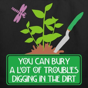 Gardening: Digging in the Dirt - Eco-Friendly Cotton Tote