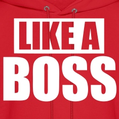Like A Boss Hoodies - stayflyclothing.com