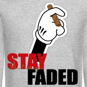 Faded Crew Neck - Crewneck Sweatshirt