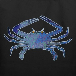 Blue Crab - Eco-Friendly Cotton Tote