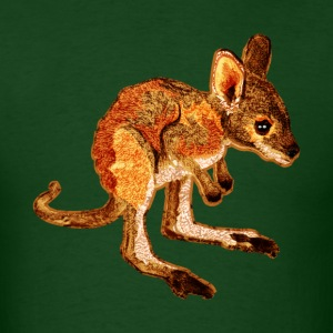 Kangaroo Joey - Men's T-Shirt
