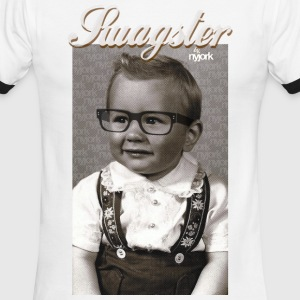 Swagster by nyjork.dk T-Shirts - Men's Ringer T-Shirt