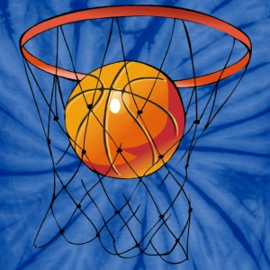 Basketball - Unisex Tie Dye T-Shirt