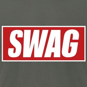 Swag Edge T-Shirts - Men's T-Shirt by American Apparel