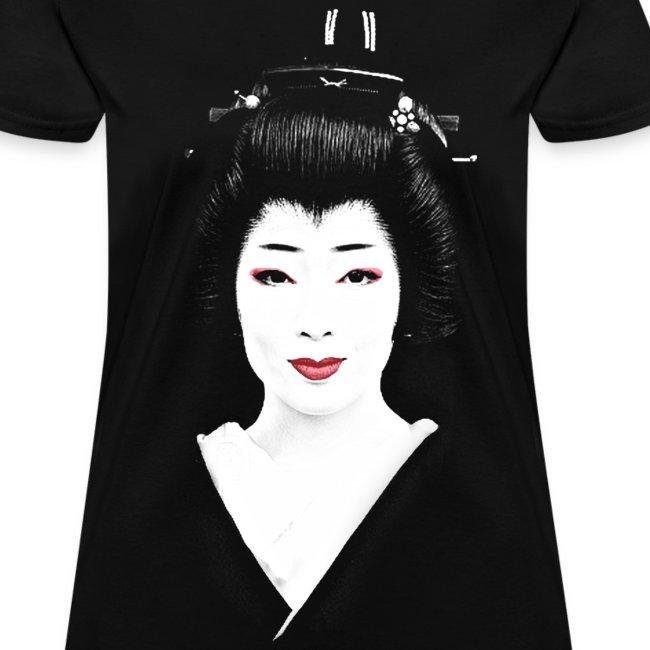 Japanese Geisha T-Shirt