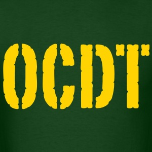 Officer Cadet OCDT rank - Men's T-Shirt