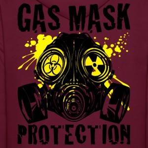 GAS_MASK_PROTECTION - Men's Hoodie