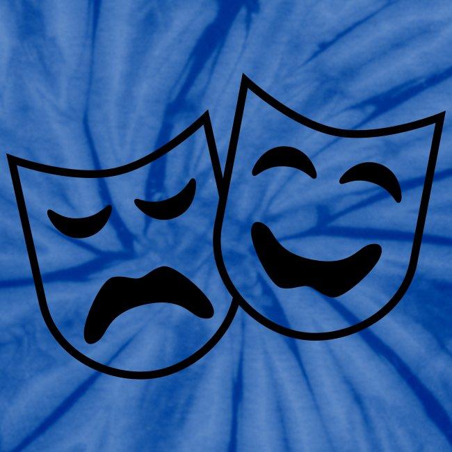 Matts Theatre arts deign Tye dye ...various