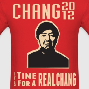 Chang 2012 T-Shirts - Men's T-Shirt