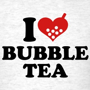 I love Bubble Tea T-Shirts - Men's T-Shirt