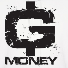 G money. Hoodies