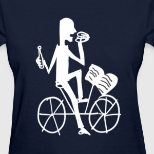 The Womens Everything Bicyclist Shirt - Women's T-Shirt