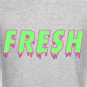 Fresh drips Tee - Crewneck Sweatshirt