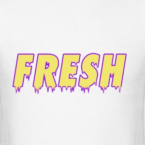 Fresh Drips Tee - Men's T-Shirt
