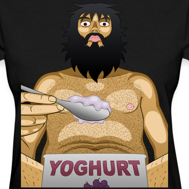 Yoghurt is a dish best served chilled...