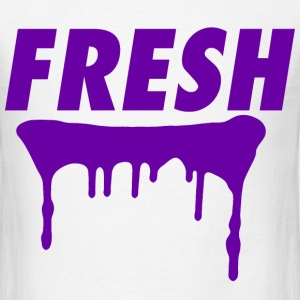 Fresh Tee Purple - Men's T-Shirt