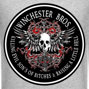 Winchester Bros Ring Patch 2 Long Sleeve Shirts - Crewneck Sweatshirt