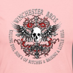Winchester Bros Ring Patch 2 silver Long Sleeve Shirts