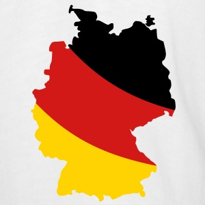 Germany map T-Shirts - Men's T-Shirt