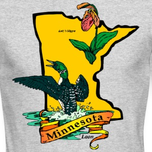 Minnesota - Men's Long Sleeve T-Shirt by Next Level