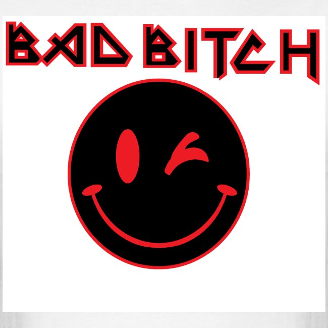 BAD BITCH SMILEY SHIRT