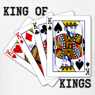 Design ~ The King of Kings - Men's