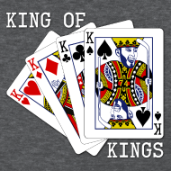 Design ~ The King of Kings - Women's
