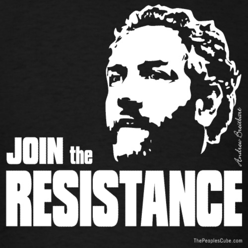 Breitbart: join the resistance - W