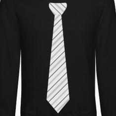 tie Long Sleeve Shirts
