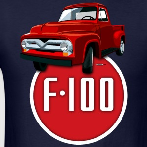Second generation Ford F-100 - Men's T-Shirt