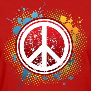 Peace T-shirt - Women's T-Shirt
